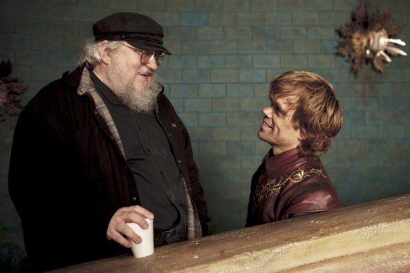 George and Dinklage