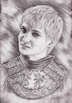 Joffrey Baratheon (CC) by An7Dash