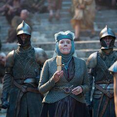Tyrell guardiões que protegem Lady Olenna