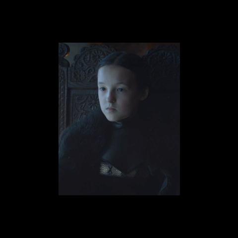 Lyanna Mormont, Lady der Bäreninsel
