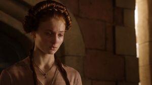 Sansa traurig