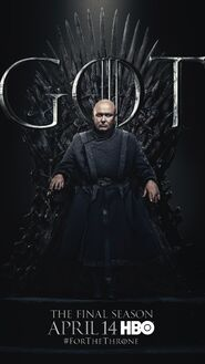 Season 8 poster Varys
