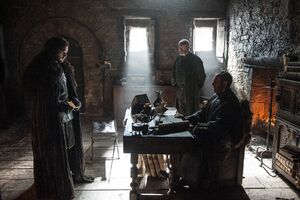 502 Jon Stannis Davos