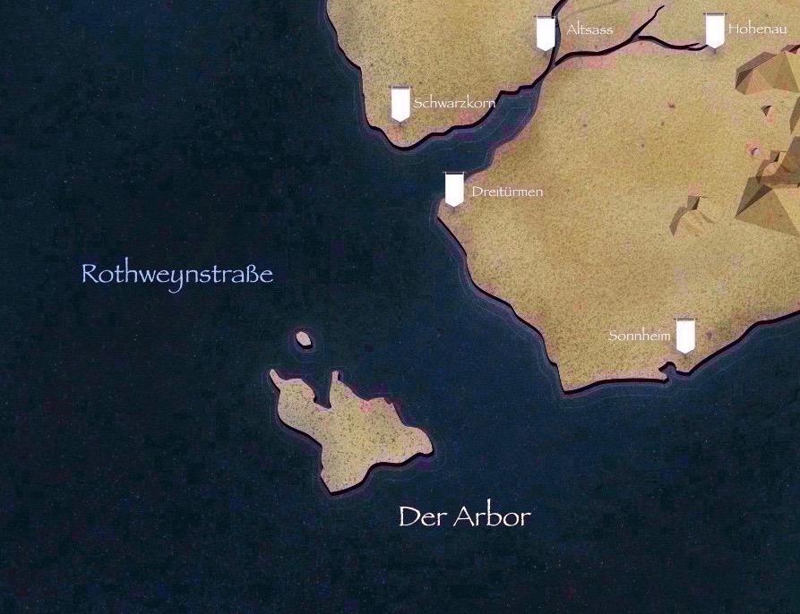Got Karte.Arbor Game Of Thrones Wiki Fandom Powered By Wikia