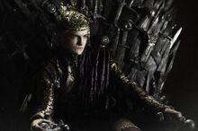 Джоффри Баратеон на троне 2x04