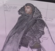 Night's Watch Costume Concept Art