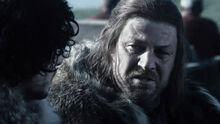Eddard and Jon