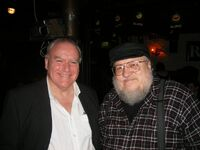 Ron Donachie & George R.R. Martin