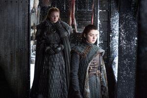 706 Arya und Sansa