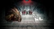 Aegon II in Dragonstone