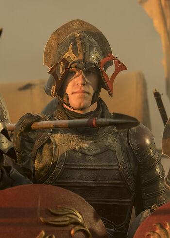 Lannister spearman