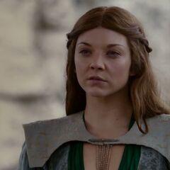 Margaery na turnieju.