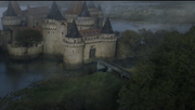 Riverrun. battlements