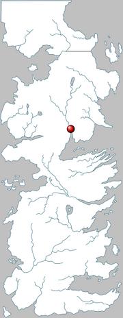 White Harbor Pin