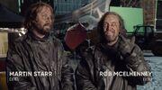 Extras Martin Starr Rob Mcelhenney shipmates