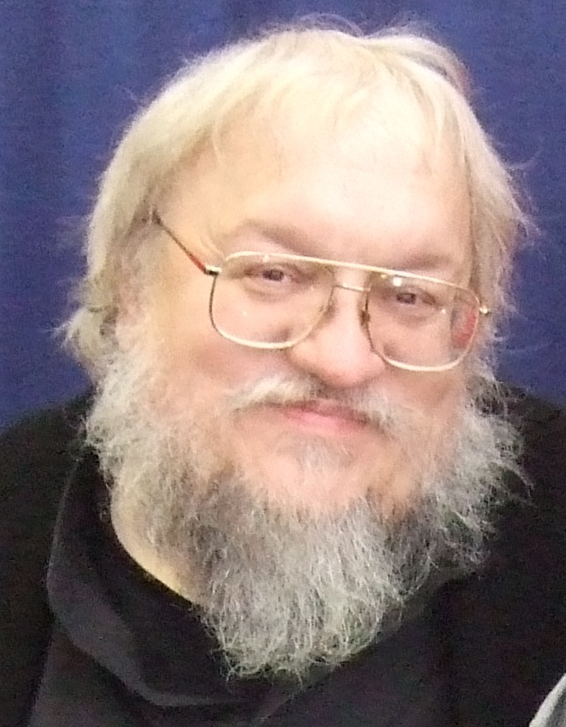 George Rr Martin Game Of Thrones Wiki Fandom Powered By Wikia