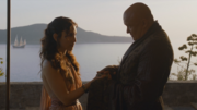 Shae with varys