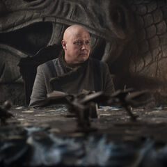 Varys at the Painted Table.