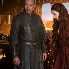 """Stannis i Melisandre, """"<a href="""