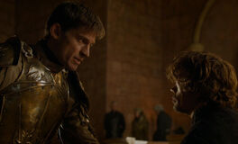 Jaime in The Laws of Gods and Men