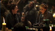 Winter is Coming Sansa food Arya