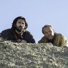 """Daario i Jorah, """"<a href="""