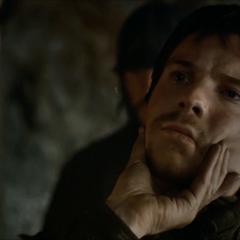 Gendry spotyka swojego wuja, <a href=