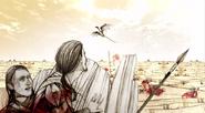 Dorne resists the Targaryen Conquest