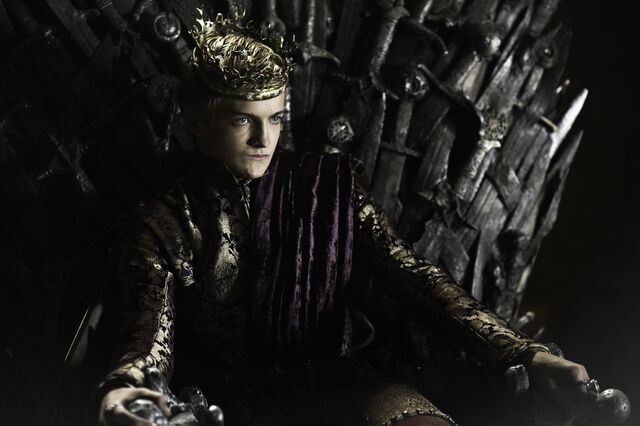 File:Joffrey throne season 2.jpeg