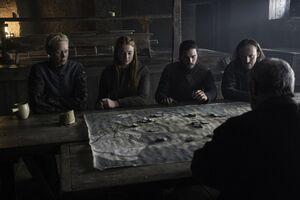 605 DasTor Brienne Sansa Jon Eddison