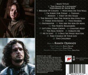 Game Of Thrones Staffel 4 Soundtrack Game Of Thrones Wiki Fandom