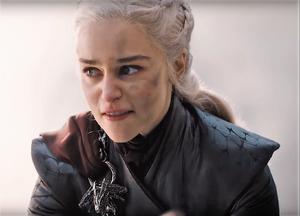 805 Daenerys entscheidet sich die Stadt zu verbrennen