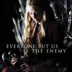 Cersei featured in a promotional poster for <i>Game of Thrones</i>.