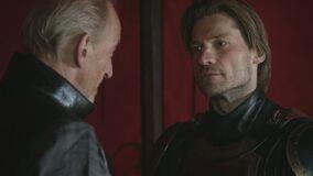 Tywin and Jaime