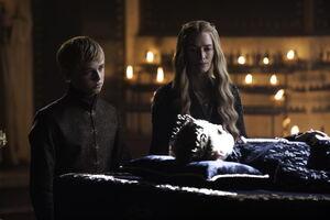 403 Tommen Cersei Joffrey