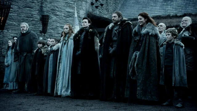 File:House Stark and retainers.jpg