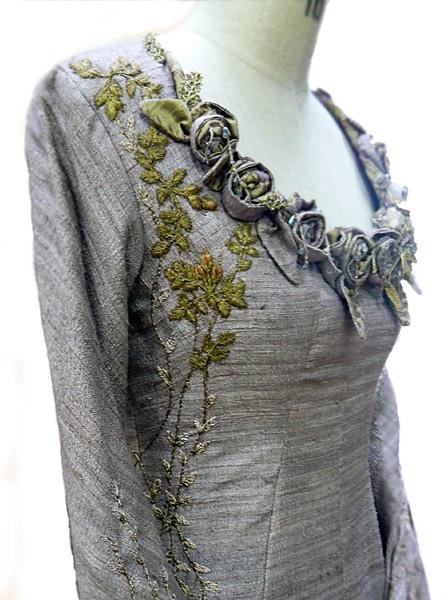 Image 105 Sansa Tournament Dress Embroideryg Game Of Thrones