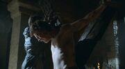 Boy Tortures Theon S3E6