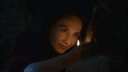 Melisandre talking to shireen