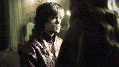 Tyrion awkward