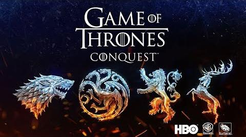 Game of Thrones Conquest Launch Trailer