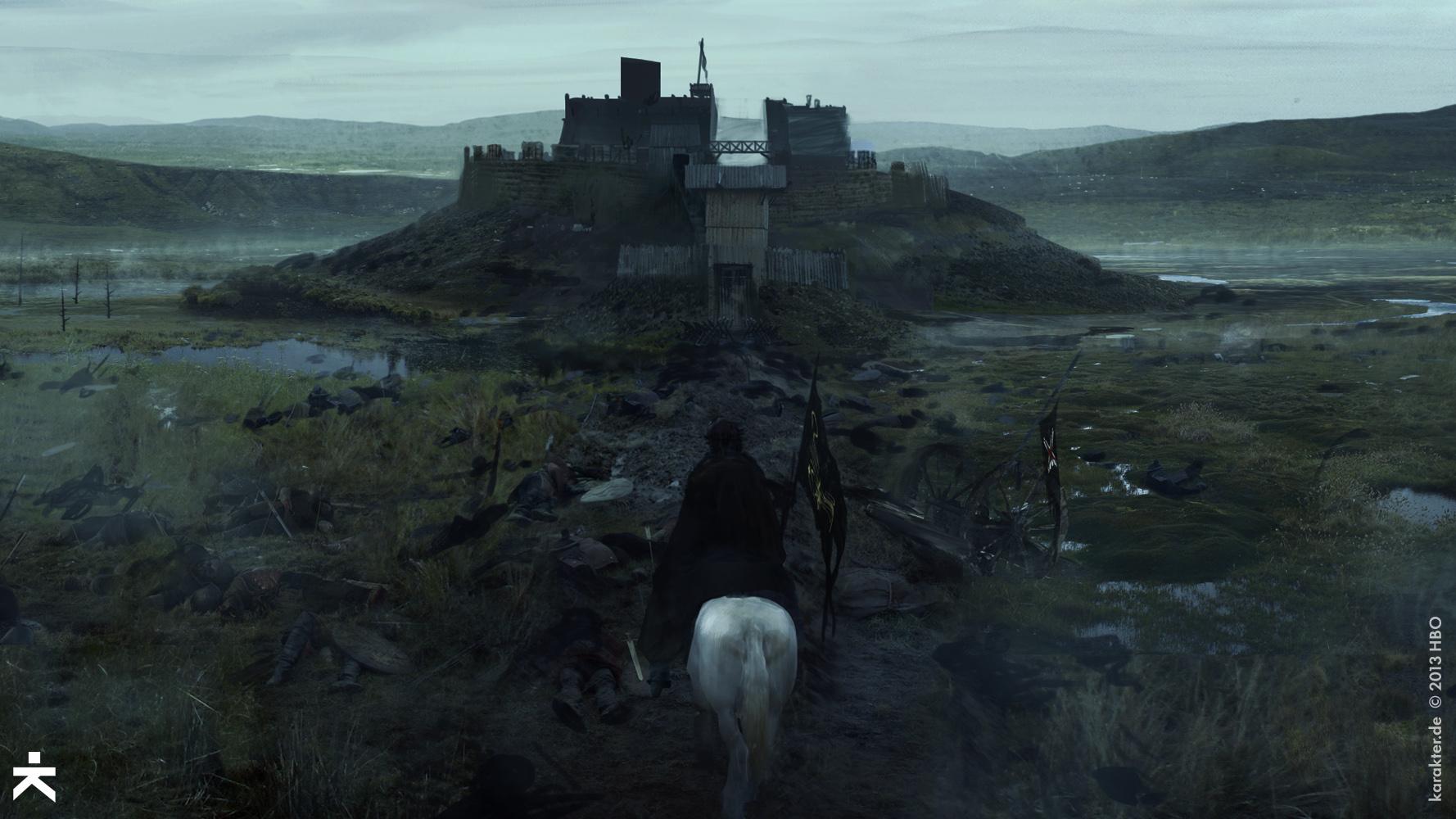 Game Of Thrones Maidengraben