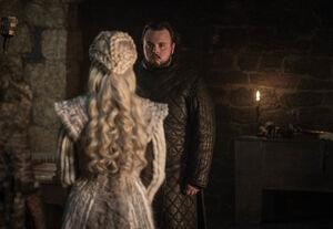 801 Daenerys Targaryen Samwell Tarly