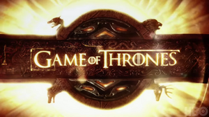 Game of Thrones Intrologo