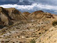 The Tabernas Desert