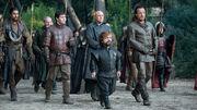 707 Qhono Davos Podrick Theon Jon Varys Tyrion Bronn