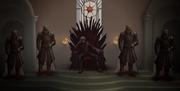 Aegon Iron Throne