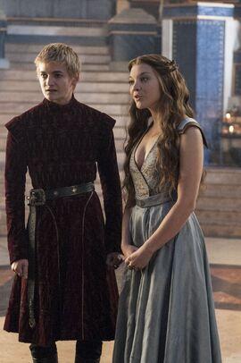 402 Joffrey und Margaery Hochzeit2