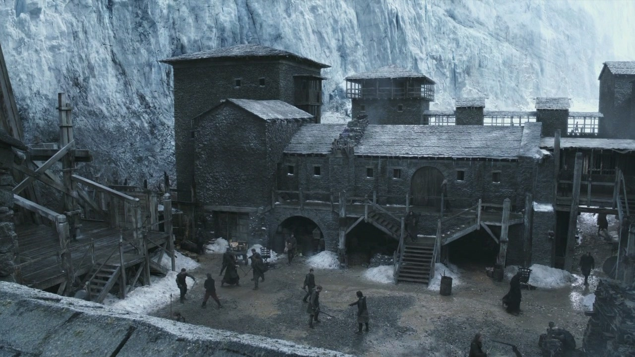 Castle Black Game Of Thrones Wiki Fandom Powered By Wikia