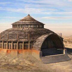 Der Tempel der Dosh Khaleen
